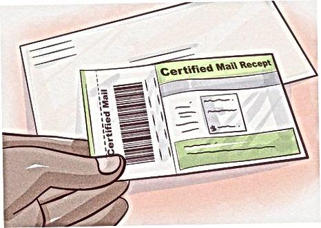 Teie sertifitseeritud tšeki väljastamine ja jälgimine