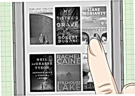 Archivácia kníh na staršom modeli Kindle