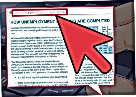 California töötuskindlustuse kõlblikkusnõuete mõistmine