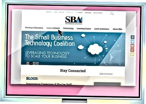 Väikeettevõtte laenu võtmine