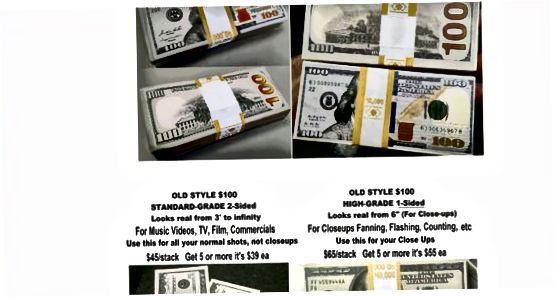 Дизајнирање лажног новца