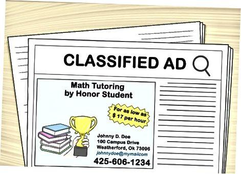 Reklama materiallari yaratish