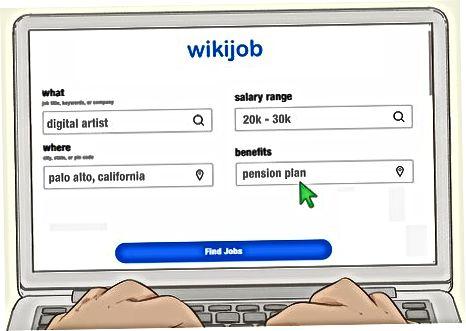 Tööandjapensioni leidmine