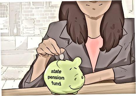 Riikliku pensioni taotlemine