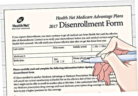 Medicaid tomonidan boshqariladigan parvarish qilishni bekor qilish