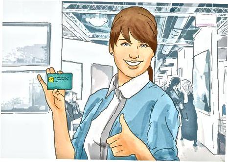 Krediitkaardi saamiseks tagatise kasutamine
