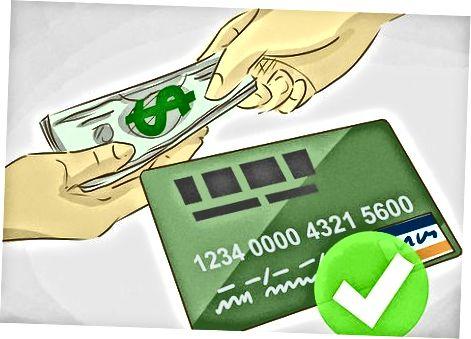 Tagatiseta krediitkaartide saamine pärast pankrotti
