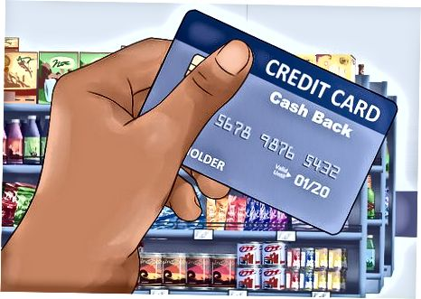 Raha-tagasi krediitkaardilt maksimaalne kasu saada