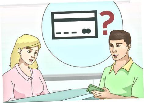 Oldindan to'langan kredit kartasini sotib olish