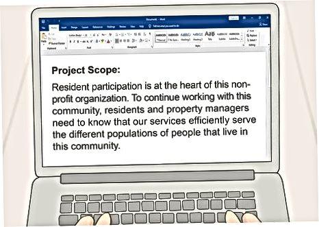 Организовање процеса рада на пројекту
