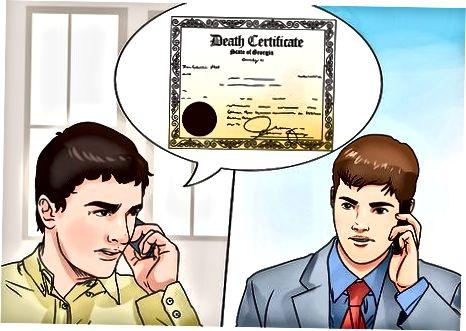 Змінити свідоцтво про смерть поштою