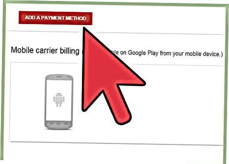 Pagdaragdag ng isang Card sa pamamagitan ng Google Pay Website