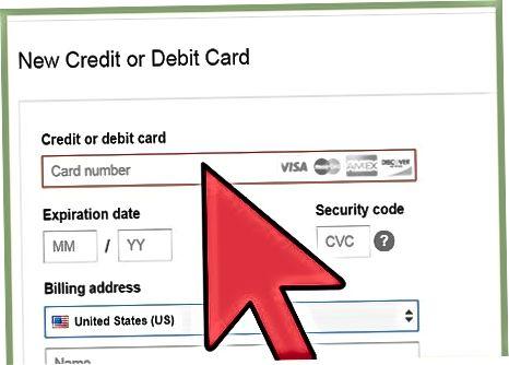 Kaardi lisamine Google Pay veebisaidi kaudu