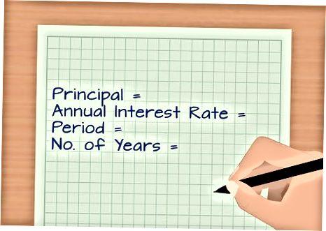 Výpočet denného úrokového úroku