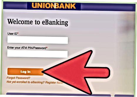 Bankdagi hisob qaydnomangizga onlayn kirish