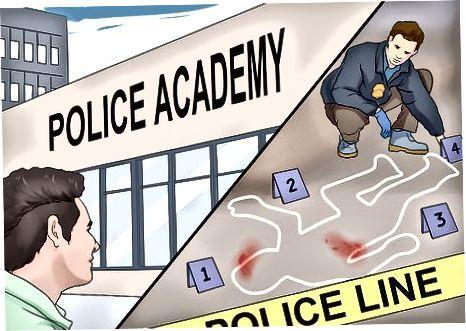 Politsiya xodimi bo'lish