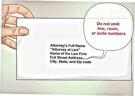 Konvertni advokatga murojaat qilish