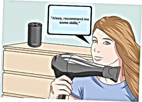 صوتی احکامات استعمال کرنا