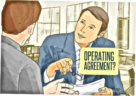 Tegevuslepingu sõlmimine