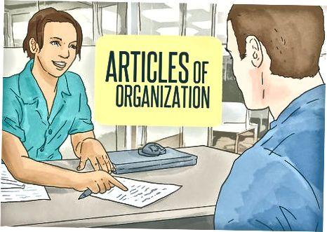 Organisatsiooni põhikirja koostamine