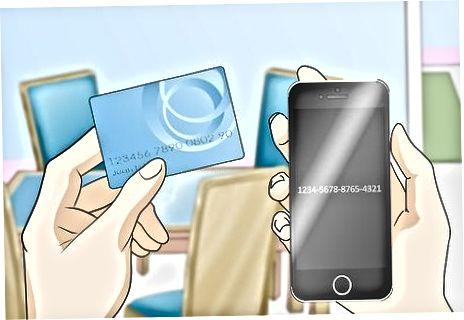 Smartfoningizni kredit kartalarini qayta ishlash mashinasiga aylantirish