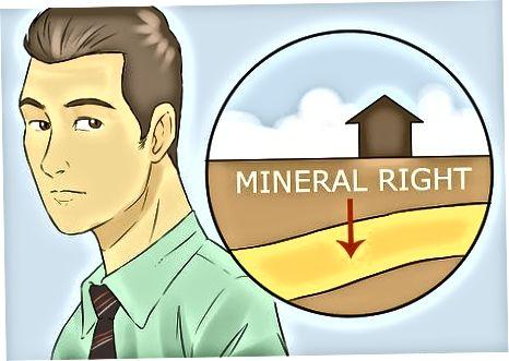 Mineral huquqlarni o'rganish