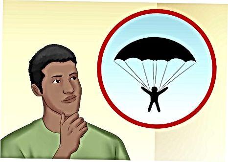 Paratrooper mashg'ulotlariga tayyorgarlik