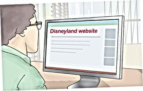 Teie Disneylandi intervjuu saavutamine