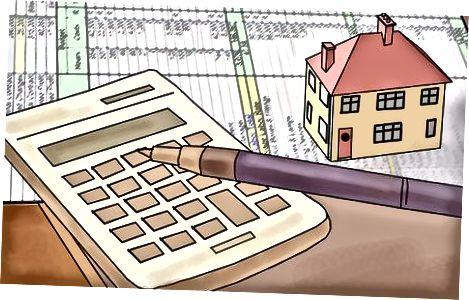სახლის ხარჯების დაგეგმვა