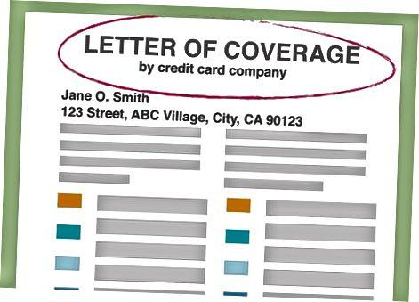 Krediitkaardiettevõtte kindlustuse kasutamine