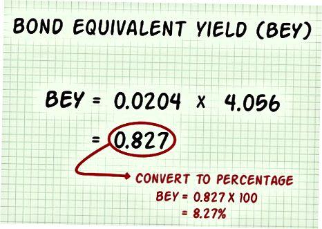 Obligatsiyaviy rentabellikni hisoblash