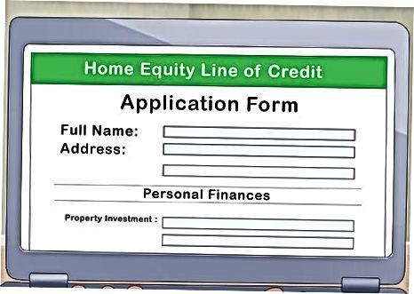 Uy-joy kreditlari bo'yicha kredit liniyasiga murojaat qilish