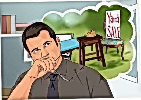 Продаја предмета за прикупљање готовине
