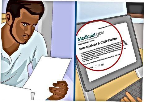 Medicaid-ga murojaat qilish