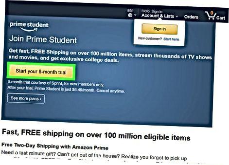 Parimate pakkumiste otsimine Amazonist