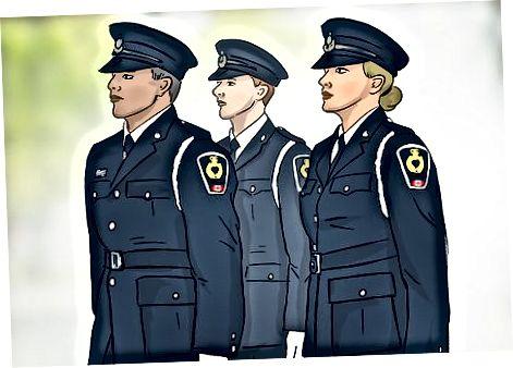 Mahalliy politsiyaga murojaat qilish