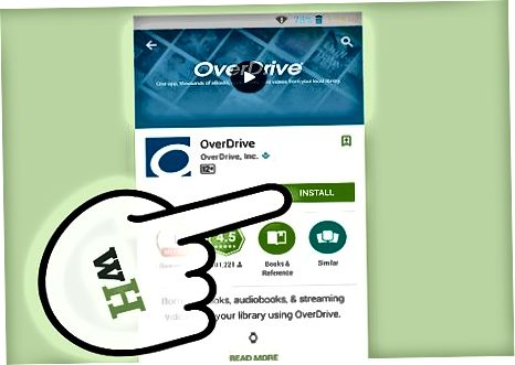 OverDrive-ni sozlash