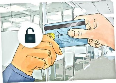 Kindlustatud krediitkaardi saamine