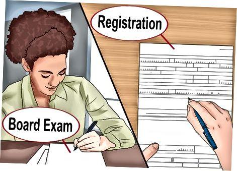 Täiendavate registreerimiste täitmine