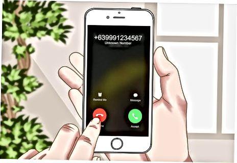 Uyali telefonda istalmagan robokalllarni bloklash