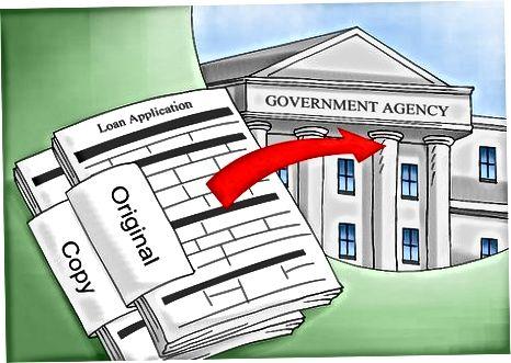 Laenude taotlemine