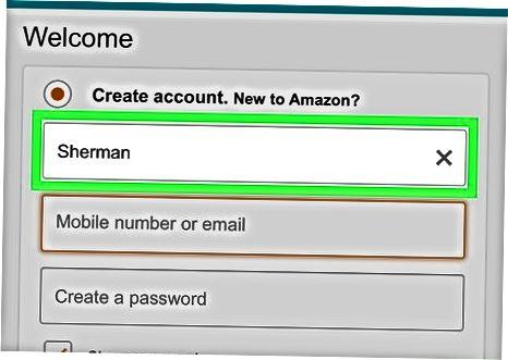 Amazon Mobile ilovasidan foydalanish