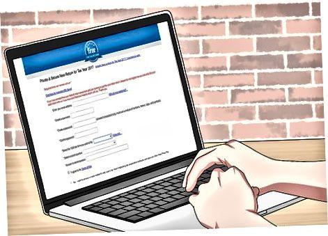 IRS Free File-dan foydalanish