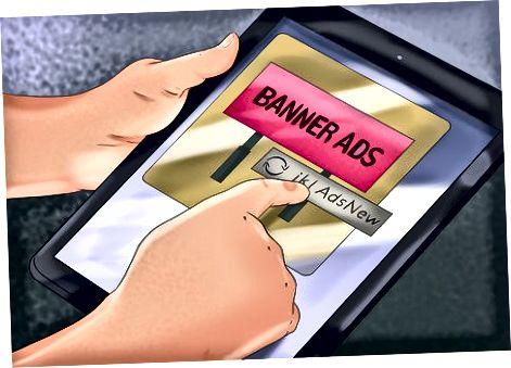 Predaj reklamného priestoru na vašom webe
