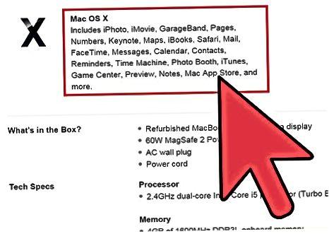 Ishlatilgan Apple kompyuterini tanlash