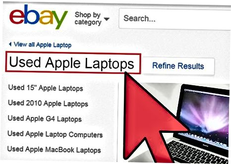 Eski Apple kompyuterini sotib olish