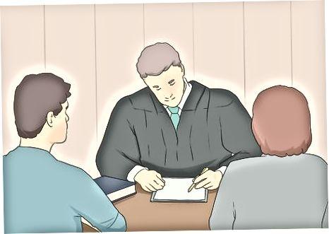Enda esindamine eestkoste ärakuulamisel