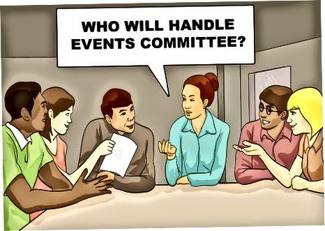 Oma inimeste organiseerimine