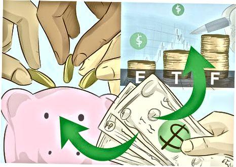 ETF yoki o'zaro fondlar orqali tovarlarni sotib olish
