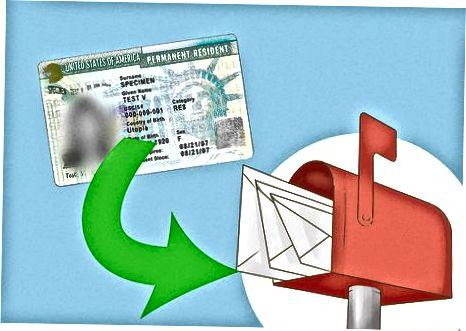 Amerika Qo'shma Shtatlari ichida Green Card-ga murojaat qilish